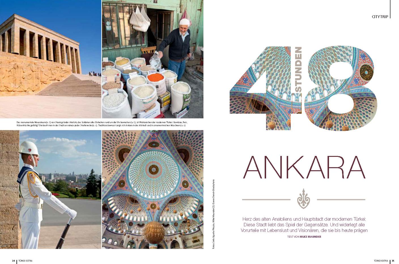 In Lonely Planet Traveler: meine Tipps für 48 Stunden Ankara