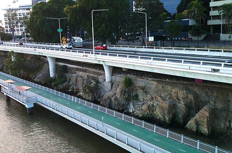 Brisbane baut die grüne Mobiltät aus