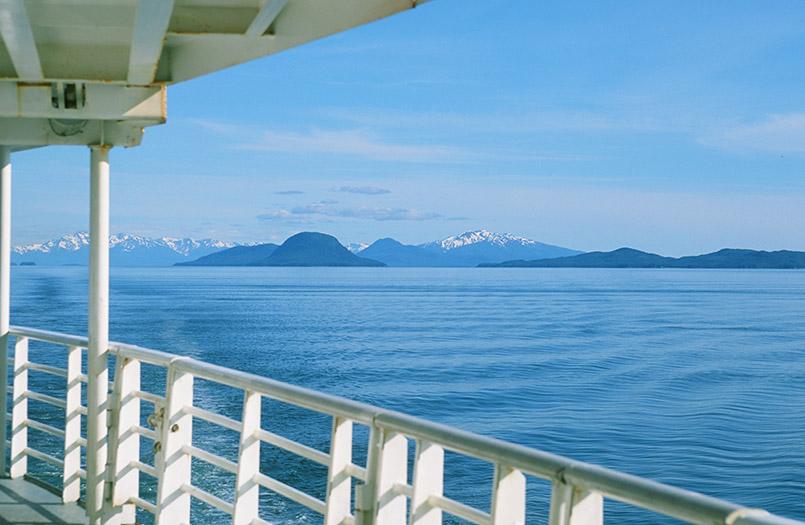 Kreuzfahrt Alaska: die Inside Passage
