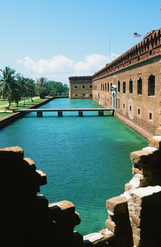 USA/Florida/Florida Keys/Dry Tortugas: Fort Jefferson