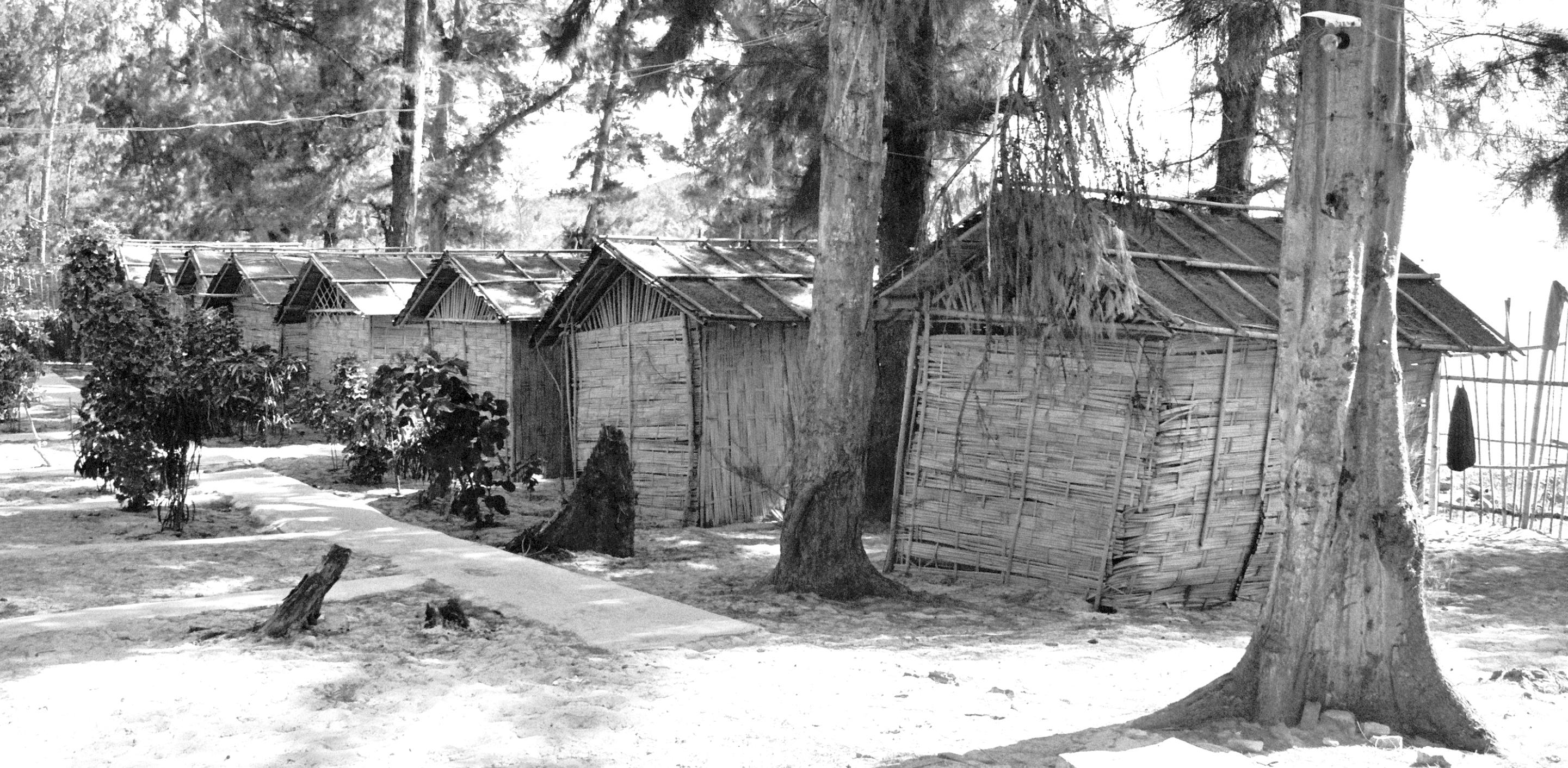 Yalong Bay 1990. Foto: Hilke Maunder