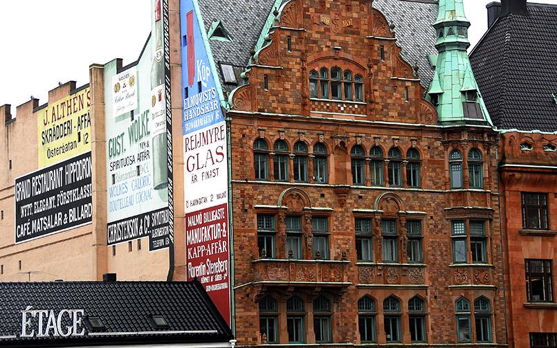 Malmö: am Stortorget