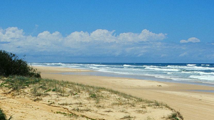 Fraser Island: Eastern Beach Foto: Hilke Maunder
