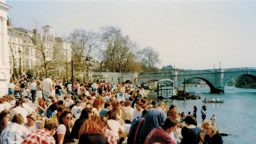 Richmond Riverside. Foto: Hilke Maunder