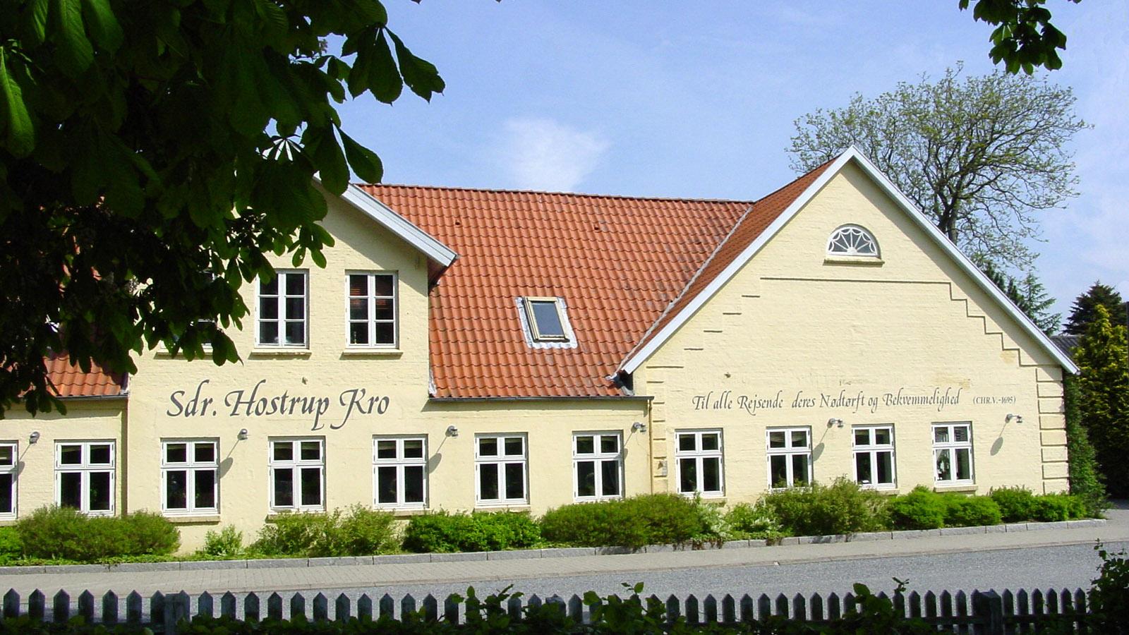 Christie's Srd. Hostrup Kro . Foto: Hilke Maunder