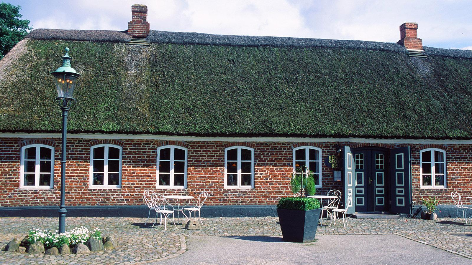 Der Henne Kirkeby Kro. Foto: Hilke Maunder