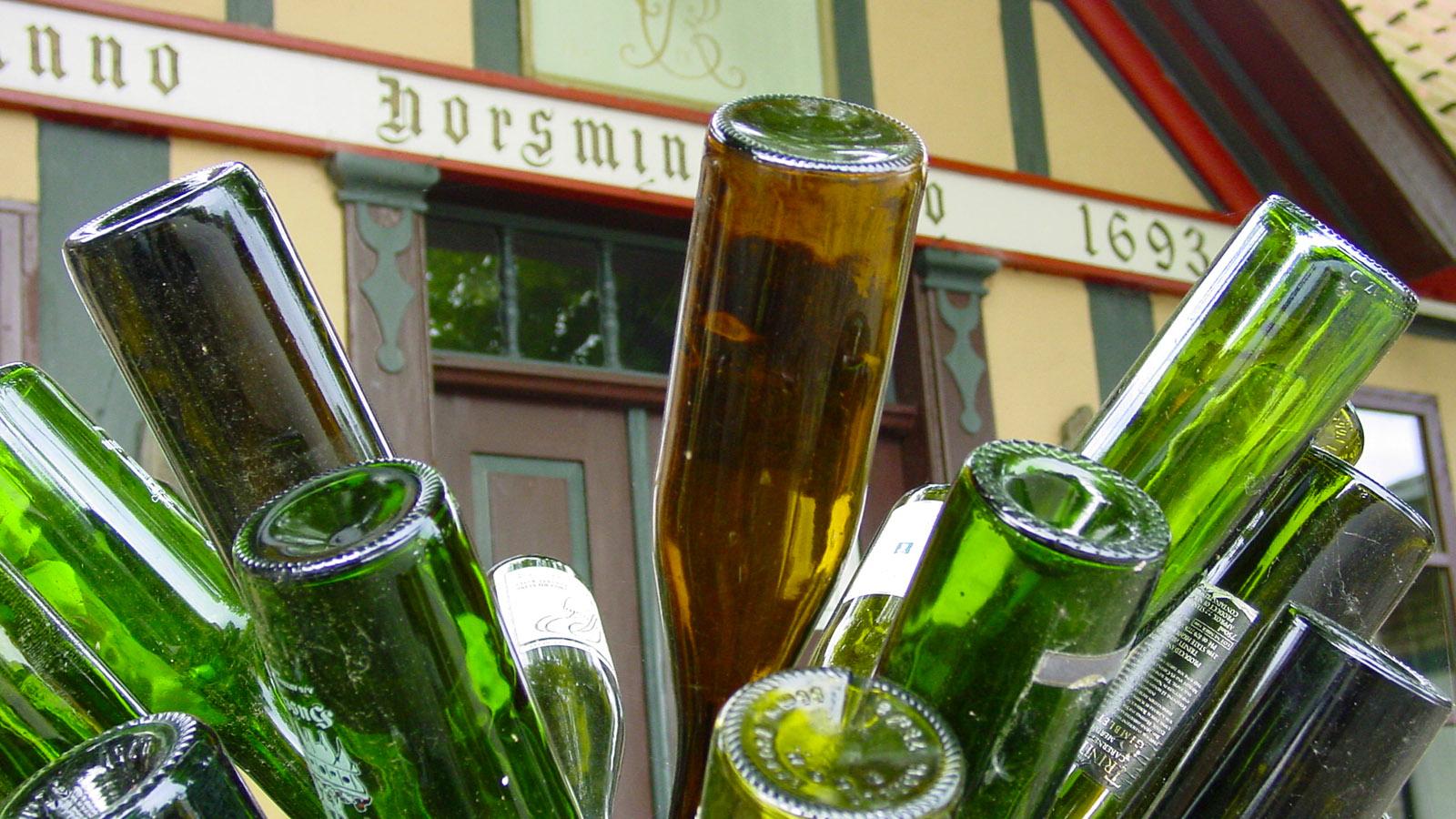 Norsminde Kro: seit 1693 ein Gassthof! Foto: Hilke Maunder