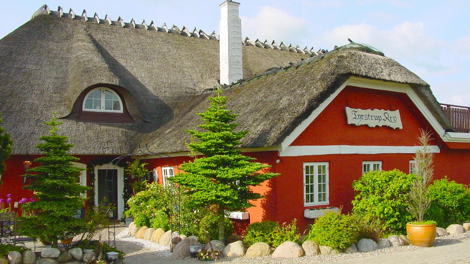 Tyrstrup Kro bei Christiansfeld. Foto: Hilke Maunder