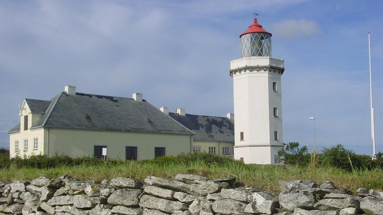 Der Leuchtturm von Hanstholm. Foto: Hilke Maunder