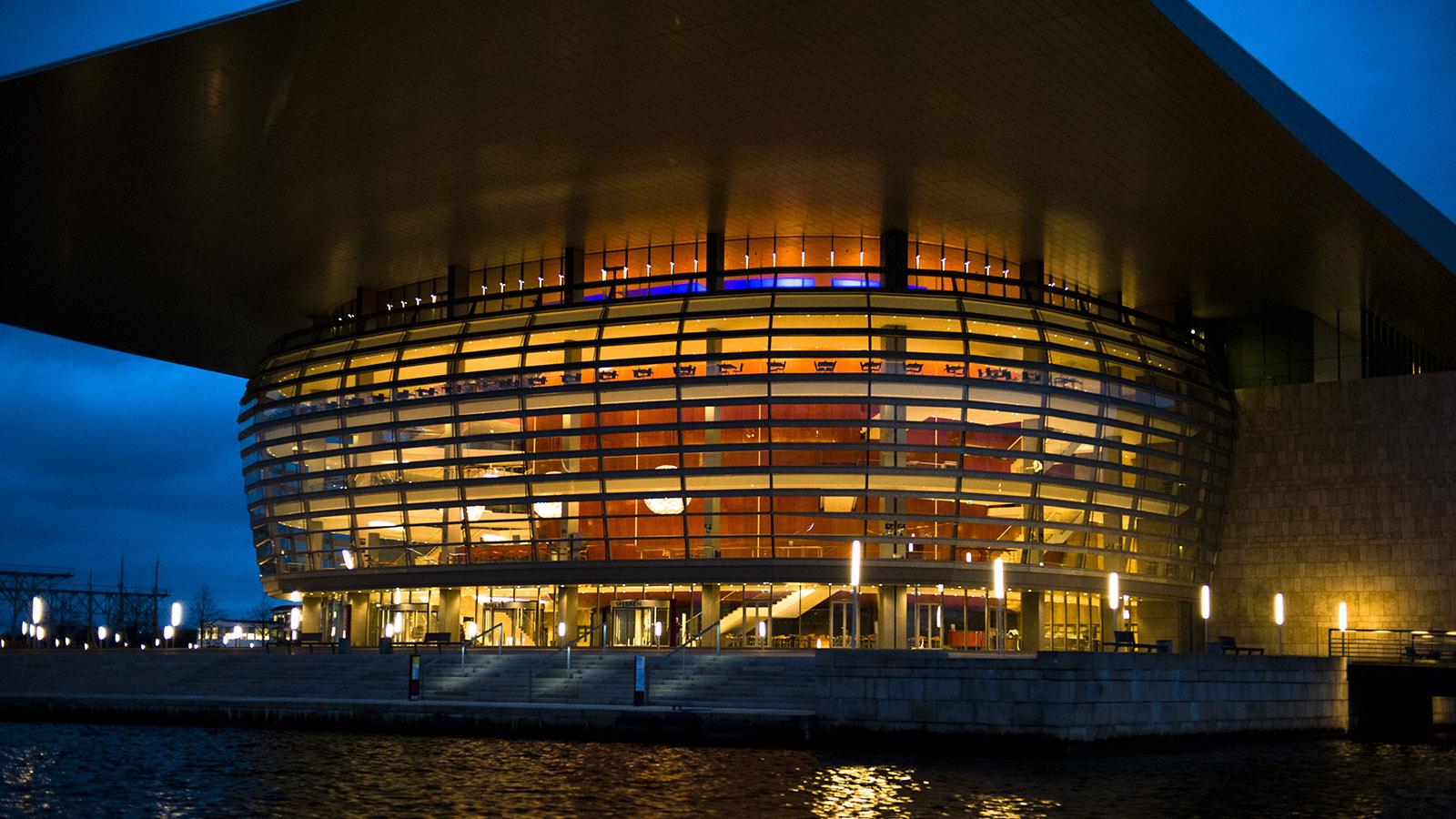 Die Oper von Kopenhagen. Foto: Hilke Maunder