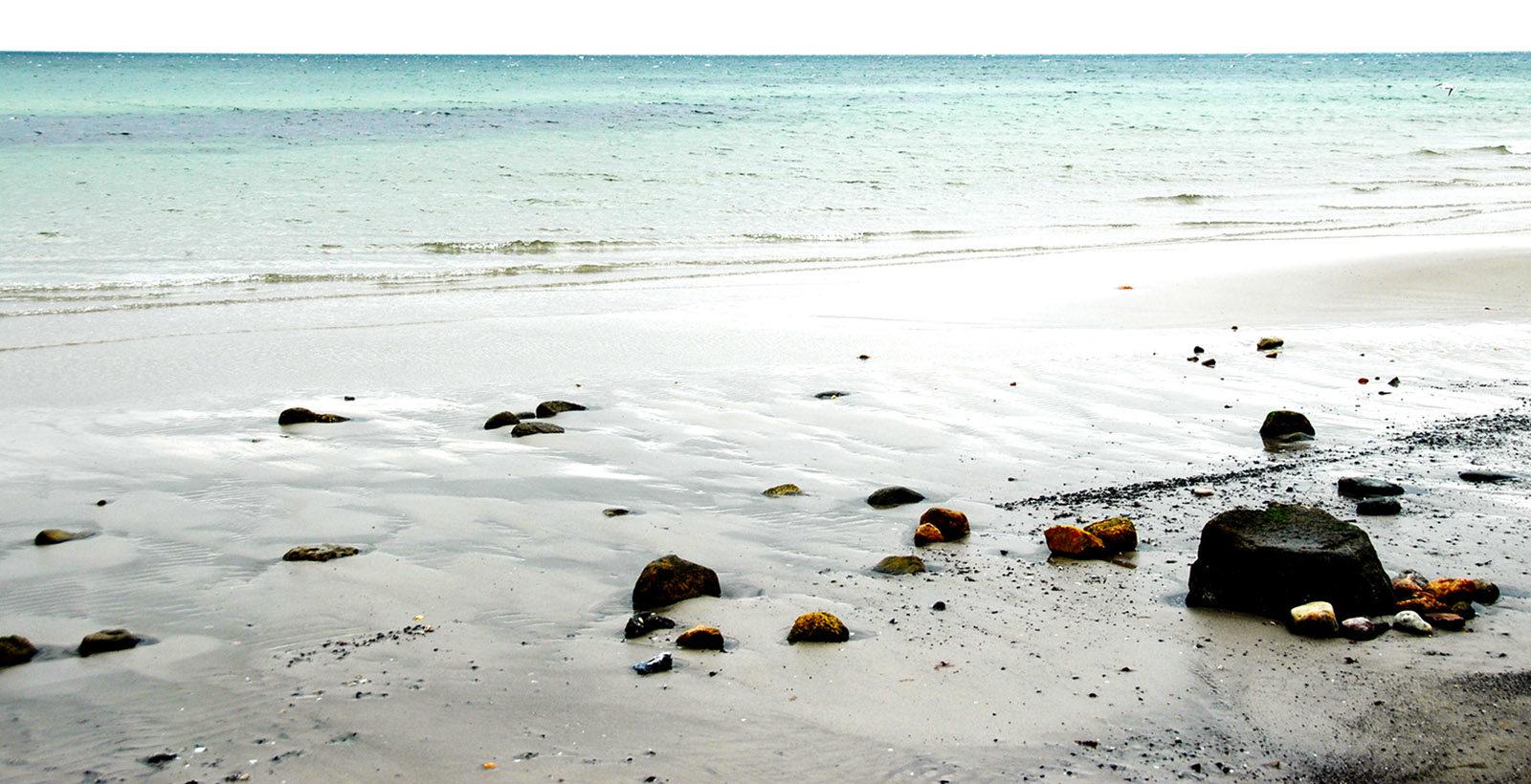 Die Ostsee im OFL... Foto: Hilke Maunder