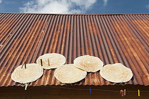 Daraus backen sie Cassava-Brot