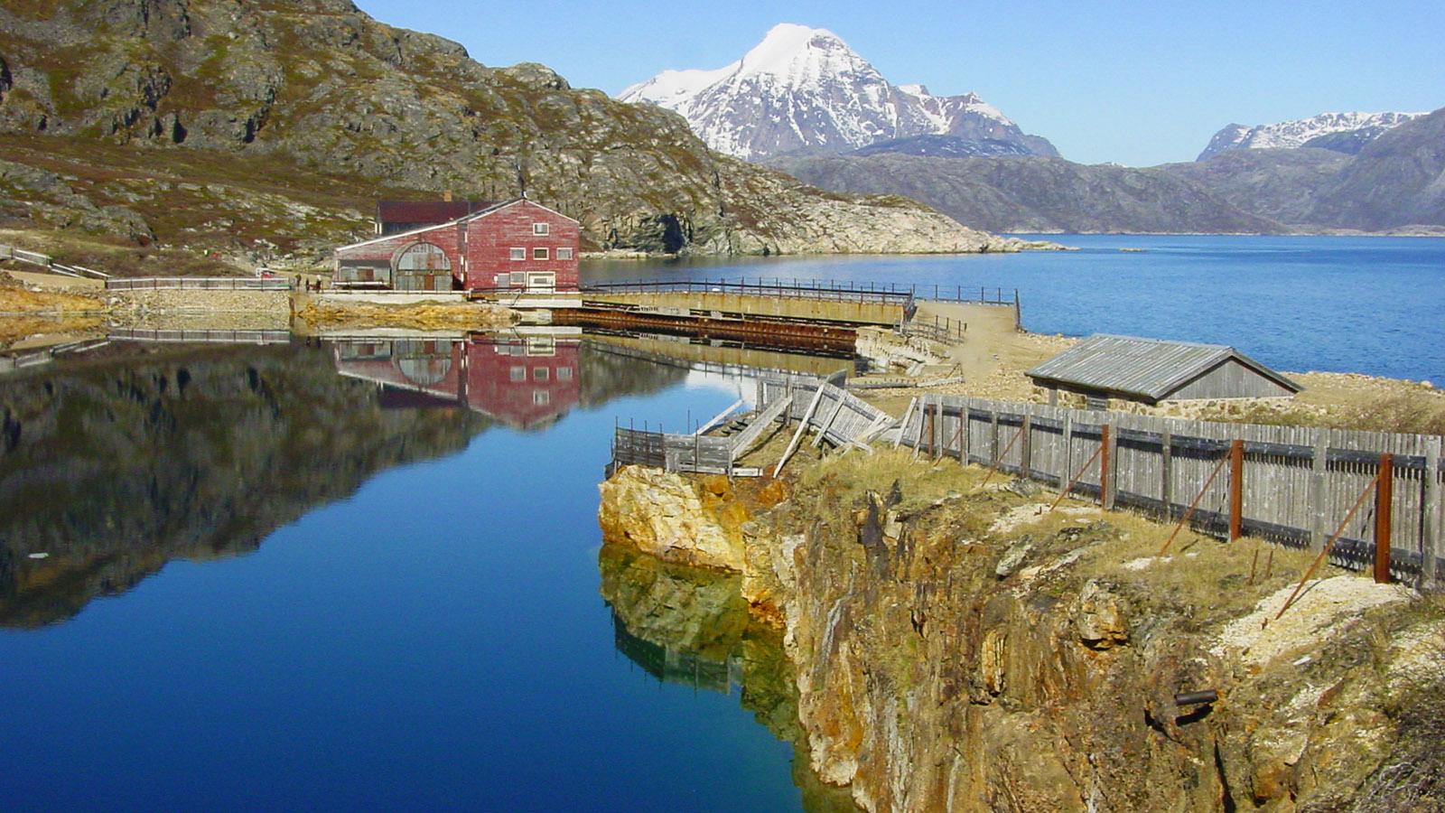 Grönland mit MS Fram: Iviitut