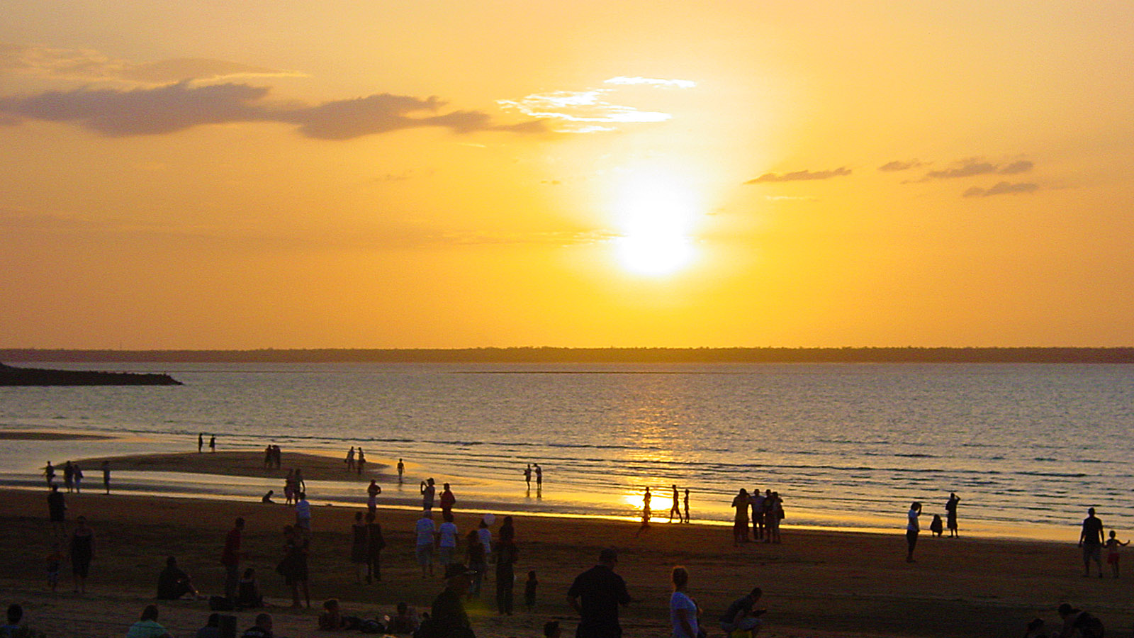 Kult in Darwin: die Mindil Beach Sunset Markets. Foto: Hilke Maunder