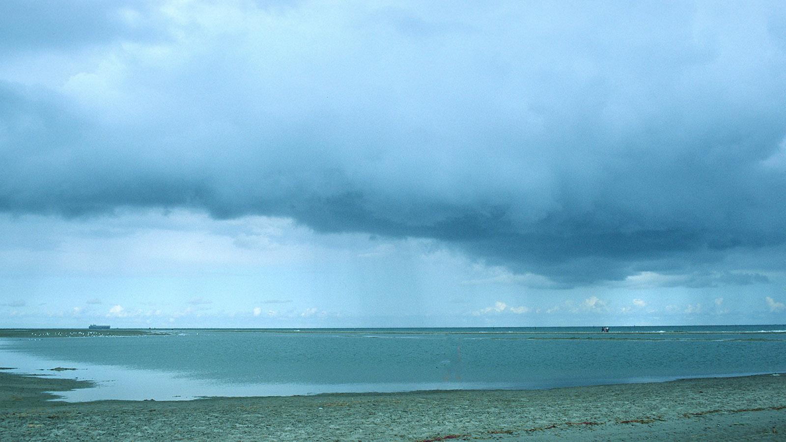 Nördlich von Skagen treffen in Grenen Nord- und Ostsee aufeinander. Foto: Hilke Maunder