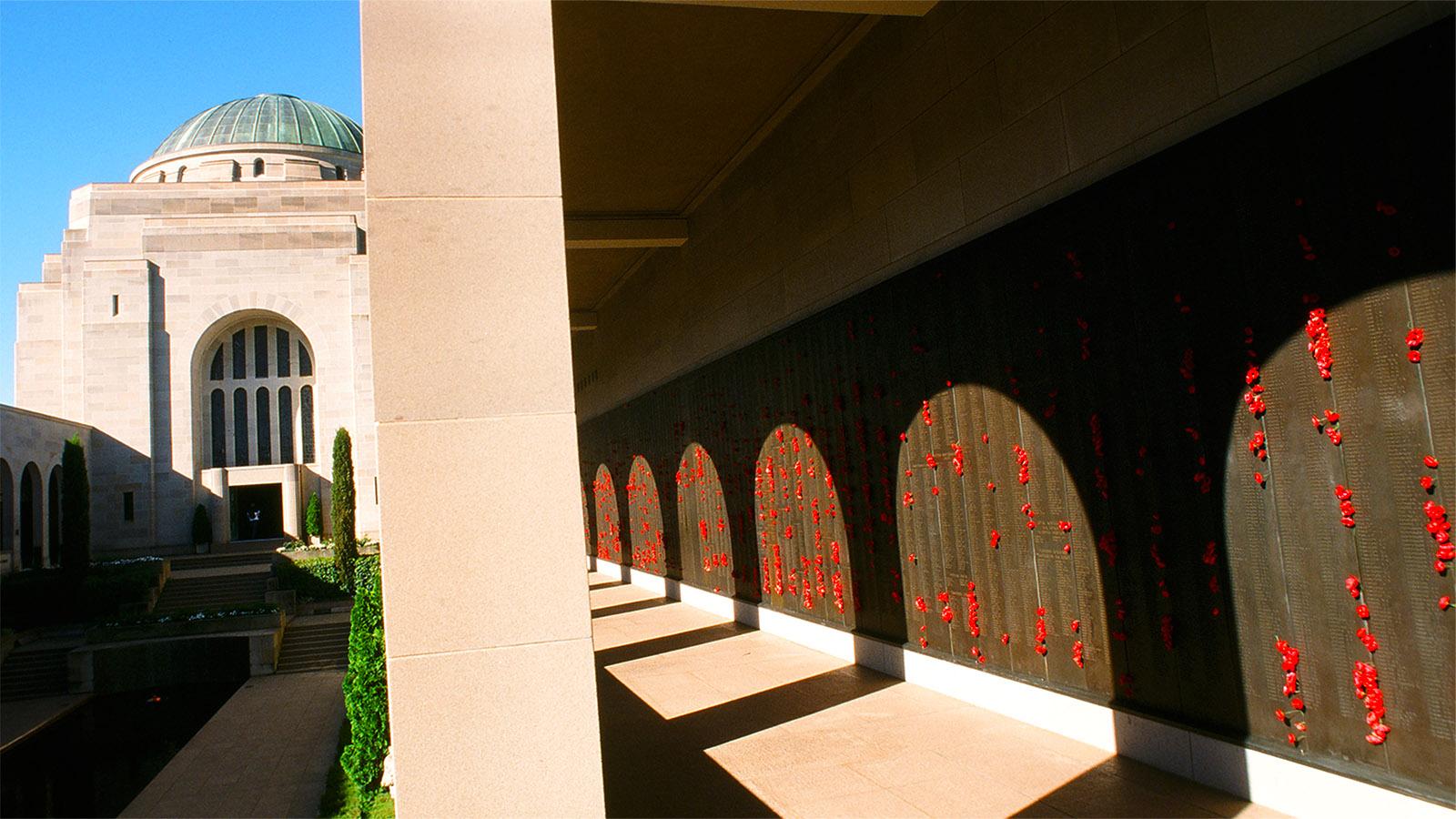 Canberra: das Australian War Memorial. Foto: Hilke Maunder