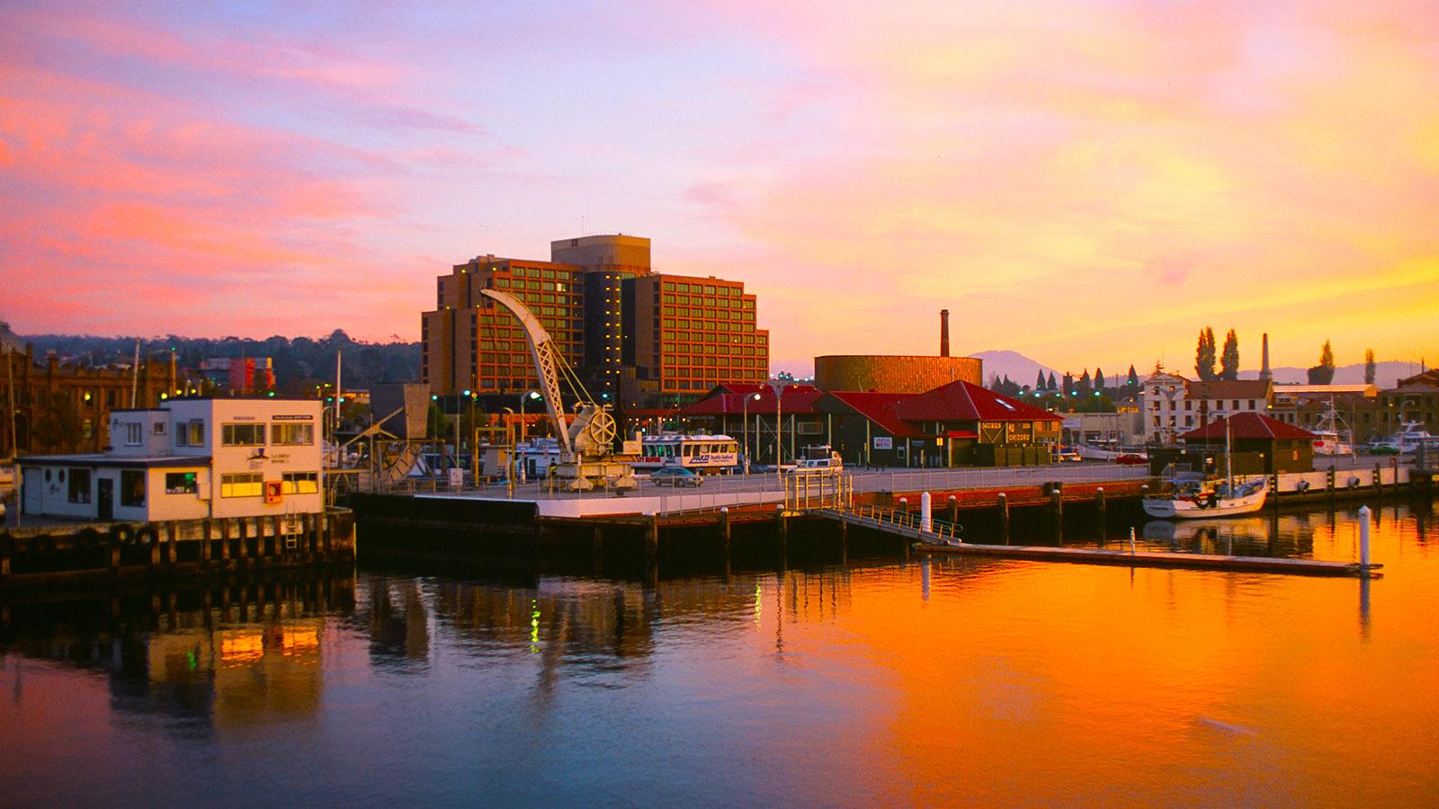 Tasmanien: Foto: Hilke Maunder