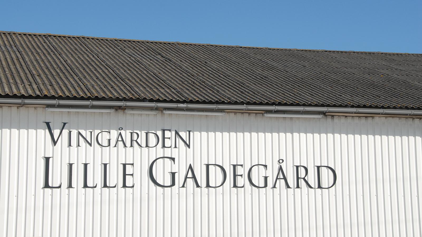Dansk VinCenter & Co: Lille Gadegaard, Bornholms größtes Weingut. Foto: Hilke Maunder