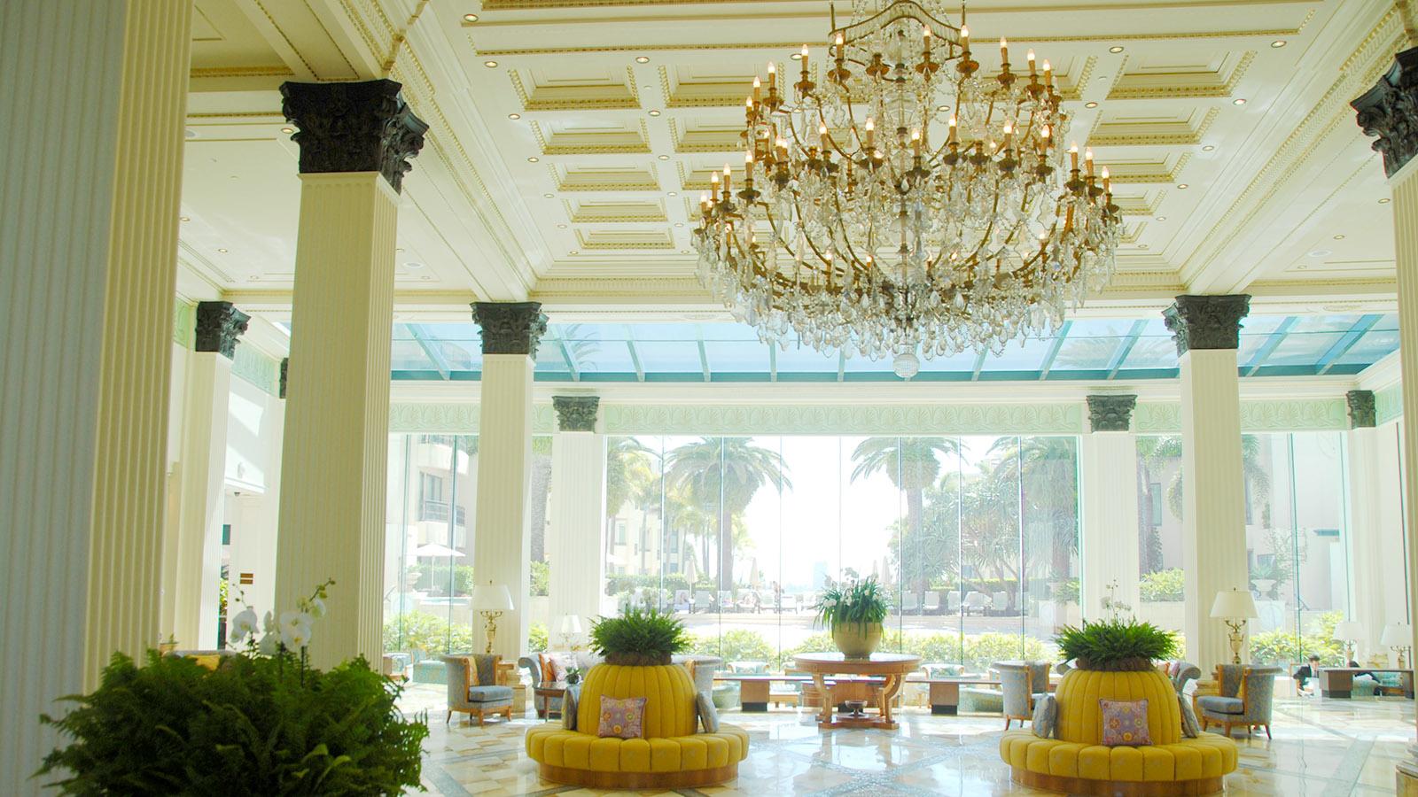 Palazzo Versace –die Lobby. Foto: Hilke Maunder