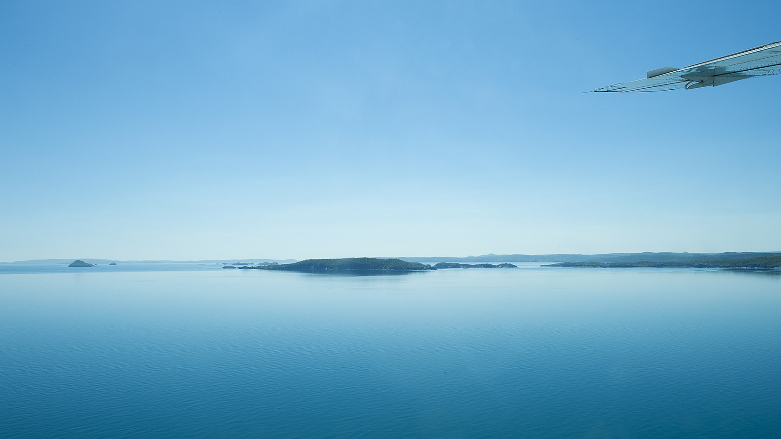 Das Freibeuter-Archipel vor der Kimberley-Küste. Foto: Hilke Maunder