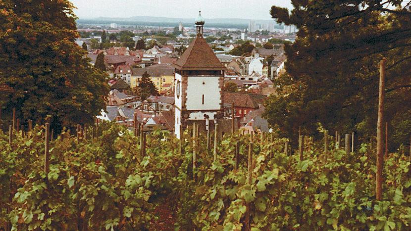 Freiburg 1981. Foto: Hilke Maunder