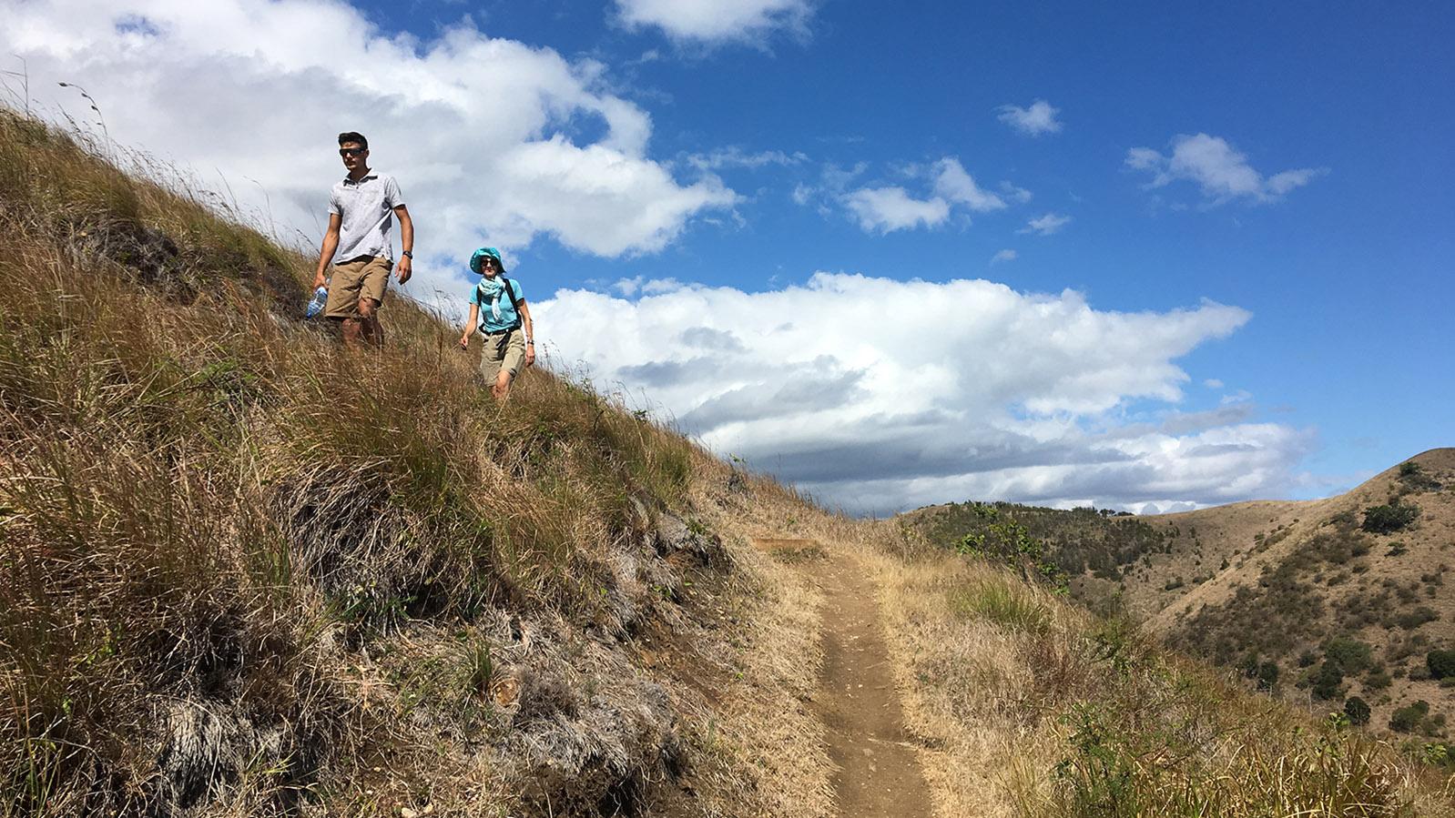 Neukaledonien: Wanderland: die Domaine de Deva an der Westküste von Grande Terre. Foto: Hilke Maunder