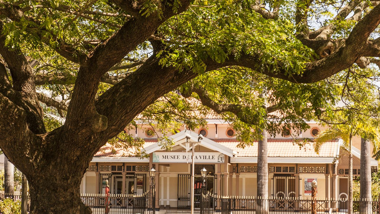 Neukaledonien: Das Museum zur Stadtgeschichte in Nouméa. Foto: Hilke Maunder