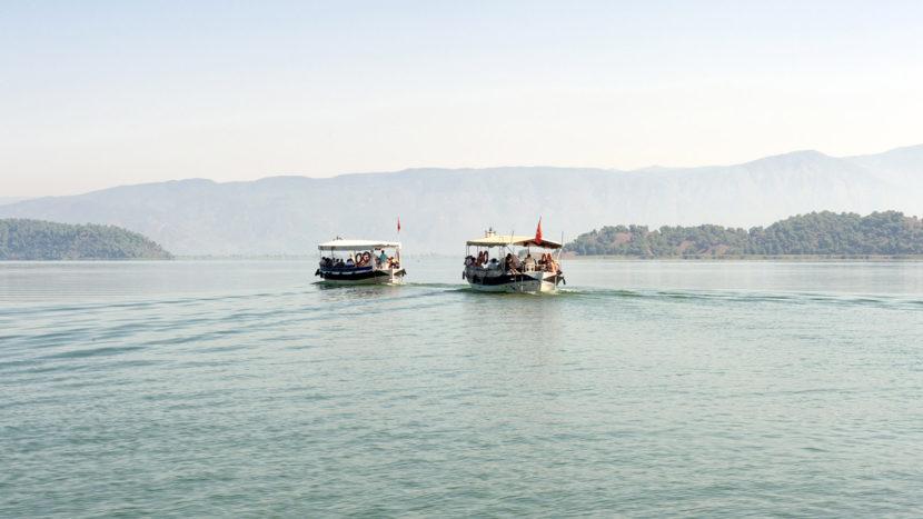Türkei, Naturparadies bei Daylan: Köyceğiz Gölü. Foto: Hilke Maunder