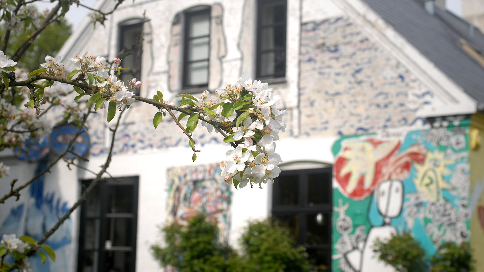 Ein Gesamtkunstwerk: die Galleri Syd. Foto: Hilke Maunder