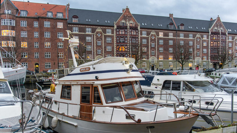 Hyggelig: Die Kais von Christianshavn am frühen Abend. Foto: Hilke Maunder