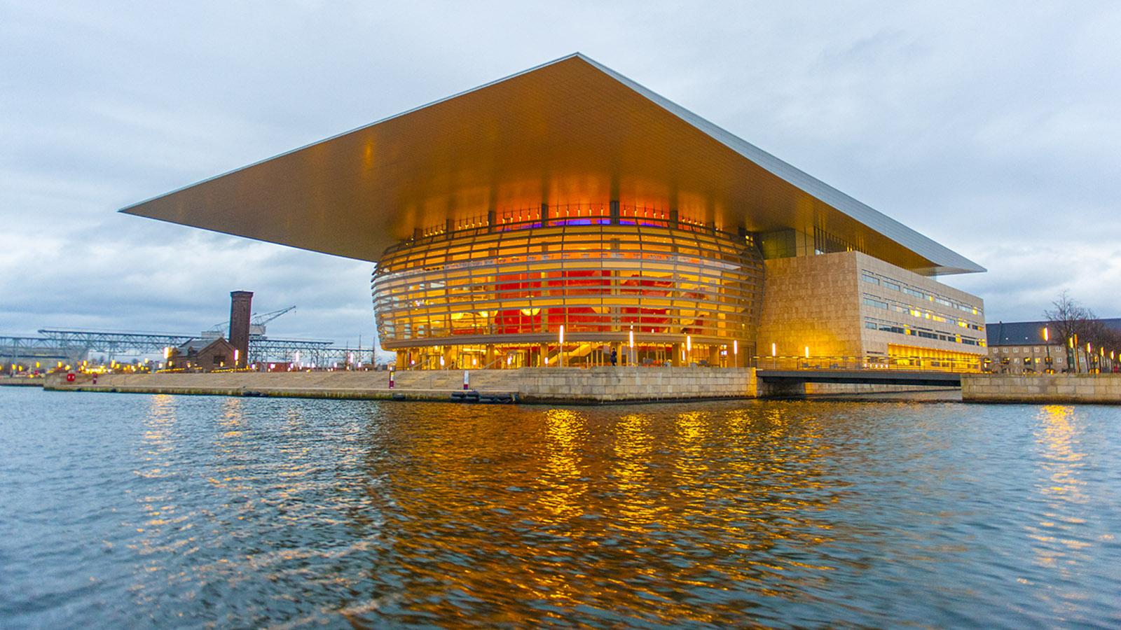 ie Oper von Kopenhagen am Hafen. Foto: Hilke Maunder