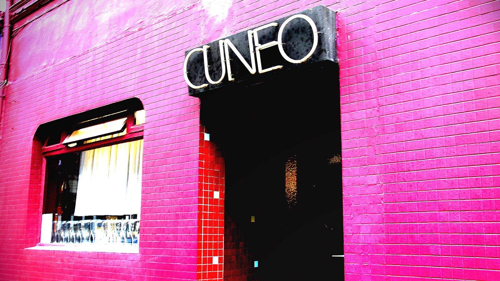 Das Cuneo in Hamburg von außen. Foto: Hilke Maunder