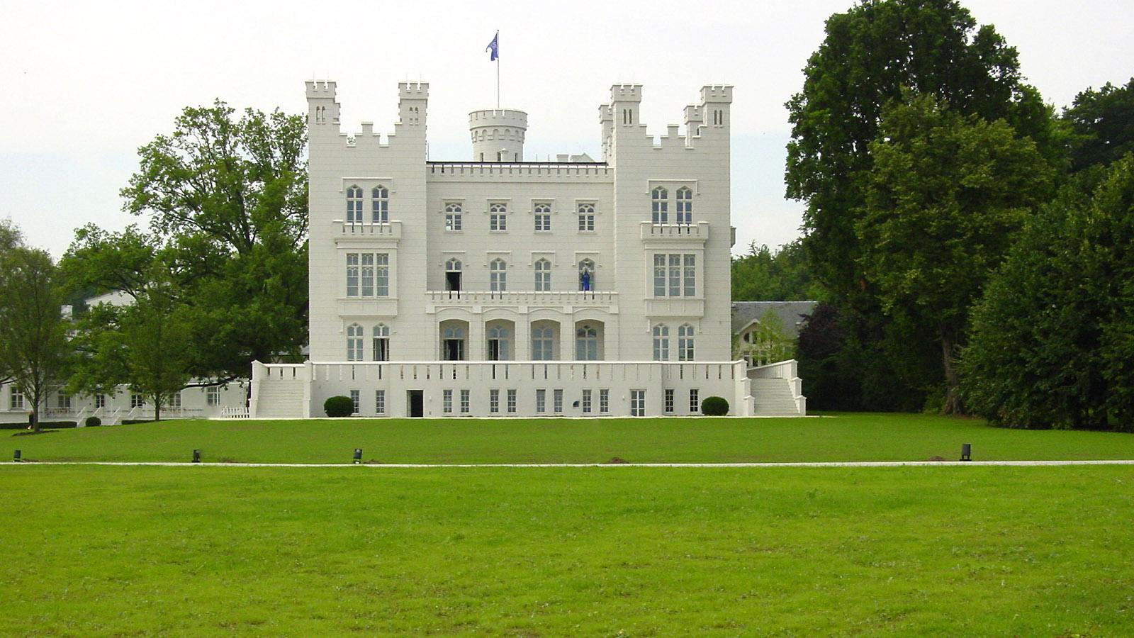 Heiligendamm: Haus Habsburg. Hilke Maunder