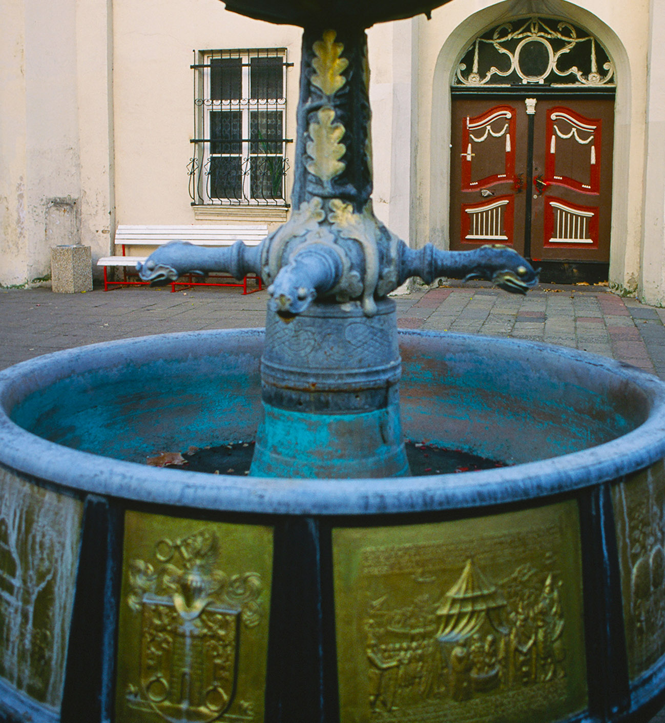 E 9: Das Rathaus von Wolgast. Foto: Hilke Maunder