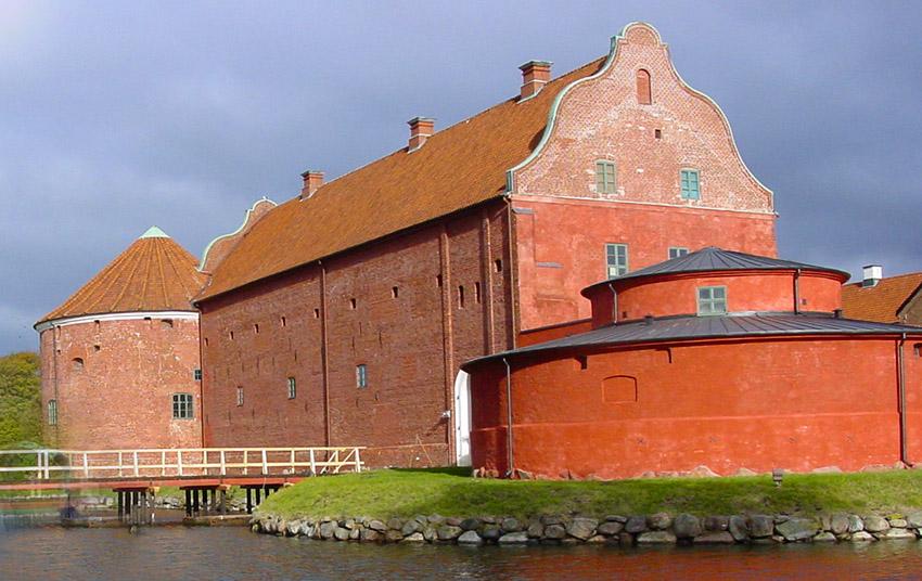 Öresund Rundt: die Festung von Landskrona