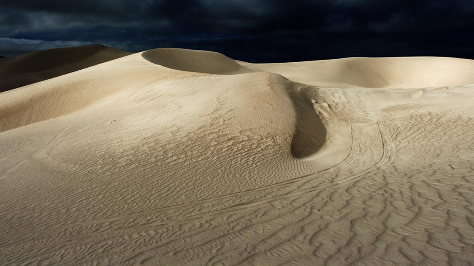 Wilder Süden: Magisch: die Dünen von Esperance. Foto: Hilke Maunder