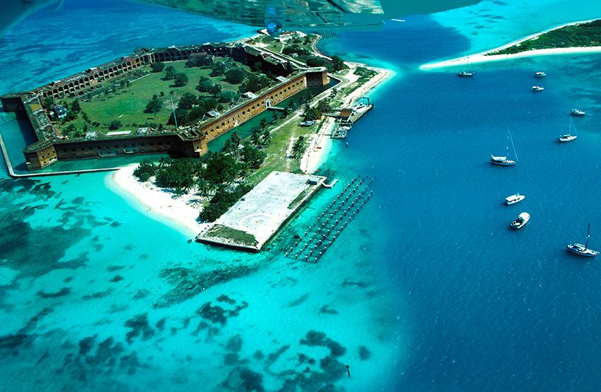 USA/Florida/Florida Keys: Dry Tortugas