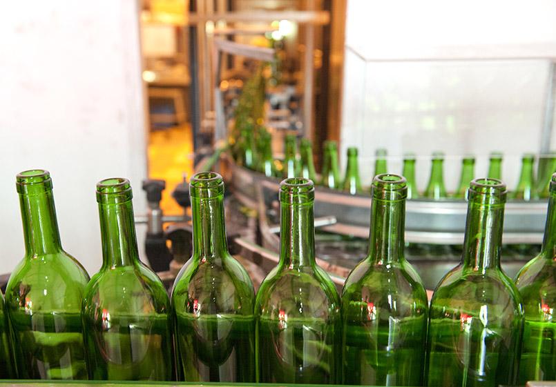Das anatolische Weingut Kavaklıdere füllt selbst ab.