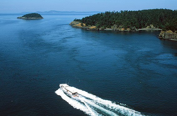 US/Washington State/San Juan Islands/Orcas Island: Fidalgo-Whidbey, Deception Pass