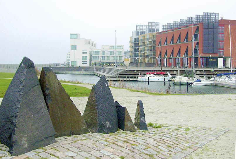 Malmö: in Västra Hamnen