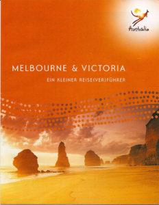 Der kleine Reiseverführer von Tourism Victoria