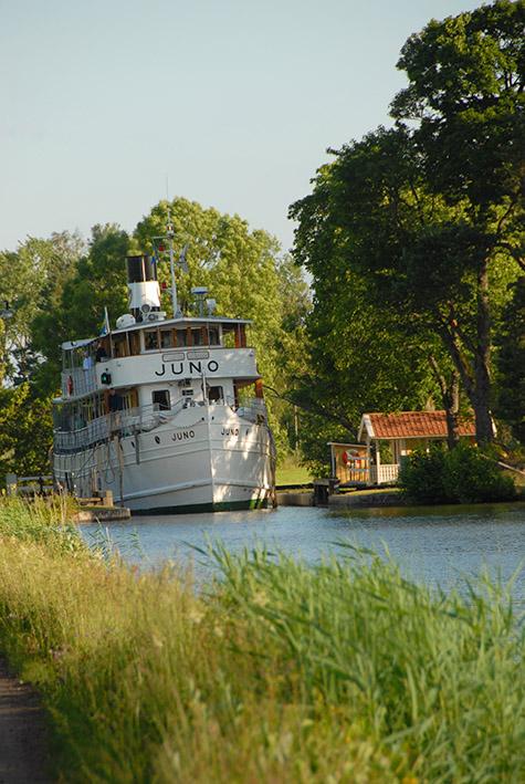 S/Göta-Kanal/MS Juno: Riksberg