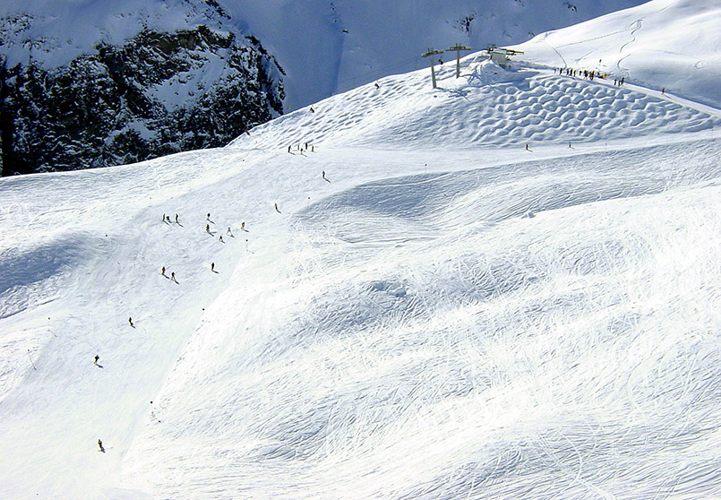 Skigebiet Schafberg