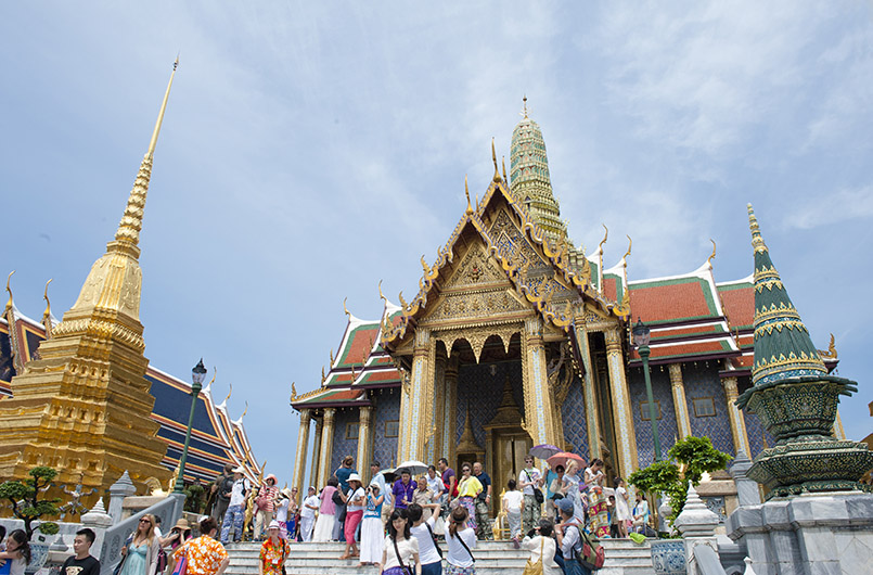 Bangkok: Phra Kaeo