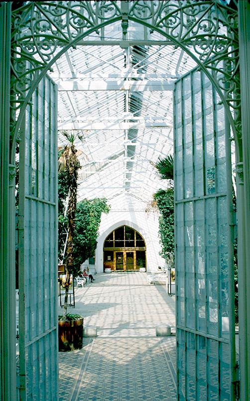 Schloss Hlubocka: Orangerie