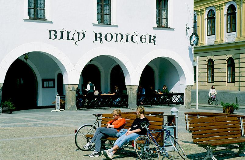 Třeboň (Wittingau): Markt