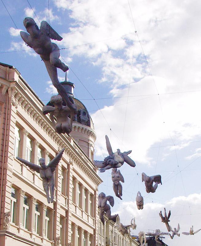 Die Aarhus Festuge - ein Kulturfest, das auch draußen gefeiert wird.