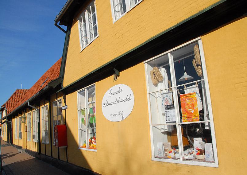 Svaneke: Svaneke Købmandshandel