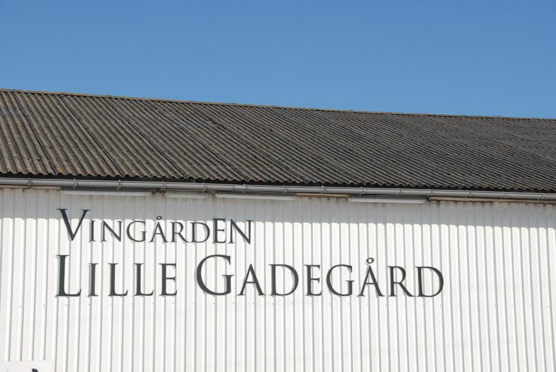Pedesker: größtes Weingut Bornholms
