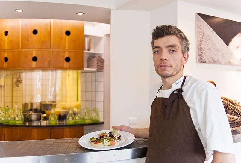 Kopenhagens ältestes Bio-Restaurant: Bio M